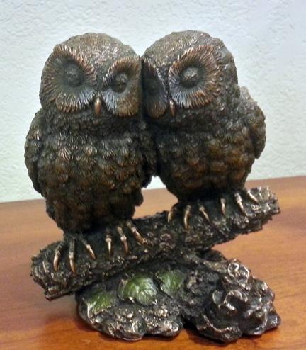 Owls web