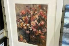 Flowers Framed Print web