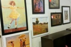 Framed Prints Rear web