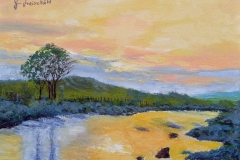 Sunrise River 1 14x18 web Oil Lower Sat