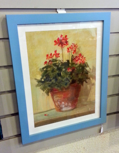 Flower Pot Framed Print 20180510_123615_HDR